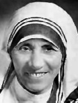 Mother Teresa Young Age